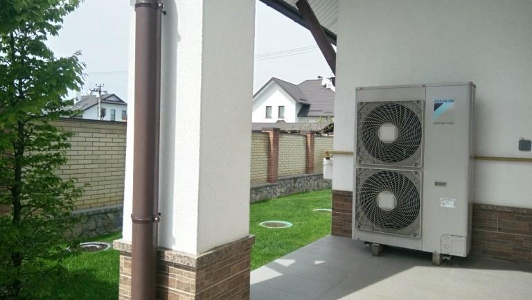 Отопление частного дома Иванковичи 3