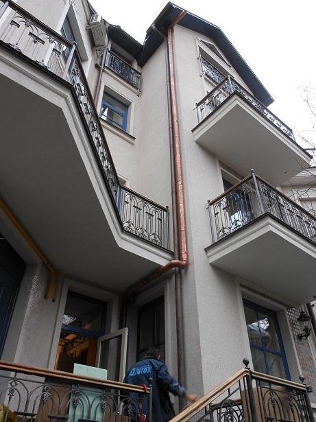 Отопление дома 600 кв м Киев 1