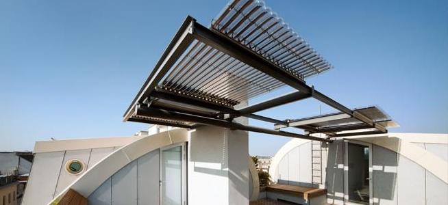 Использование солнечных коллекторов для приготовления горячей воды.