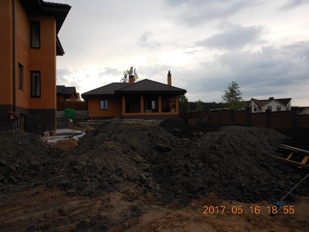 Отопление дома коттедж 350 кв. м Киевская область