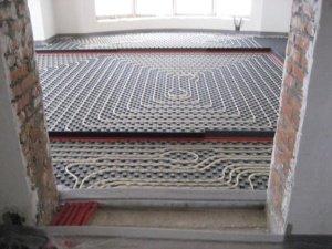 Типы радиаторов - теплый пол