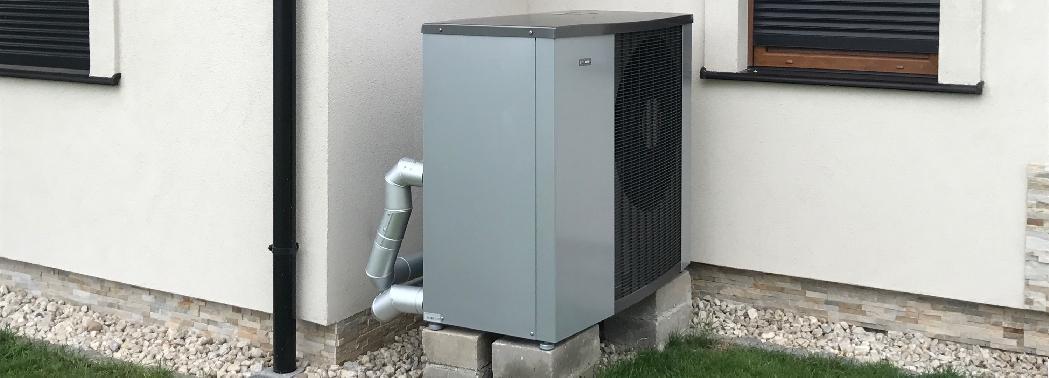 Отопление дома тепловой насос