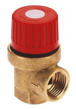 Падение давления в системе отопления предохранительный клапан